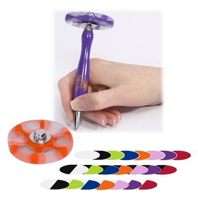 Promotional Fidget Spinner Pen
