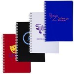 Picture of Hardcover Spiral Notebook