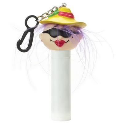 Lip Balm – Vanilla Formula with Goofy Head