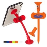 Picture of Goofy Bendy Pen with Phone Stand