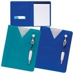 Picture of Scrubs Notebook with Swanky Stethoscope Pen