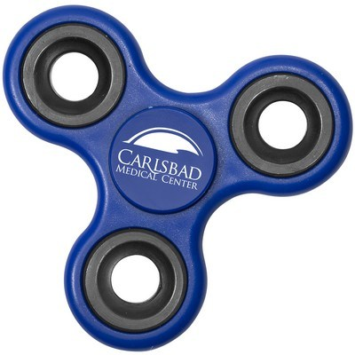 Custom Fidget Spinner Turbo-Boost