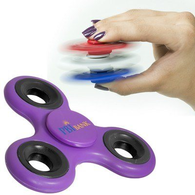 Custom Fidget Spinner Turbo-Boost