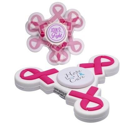 Promotional Fidget Spinner – Awareness Ribbon