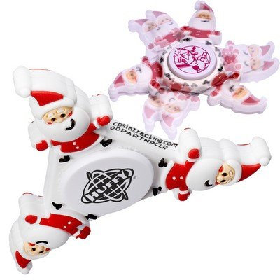 Promotional Fidget Spinner – Santa