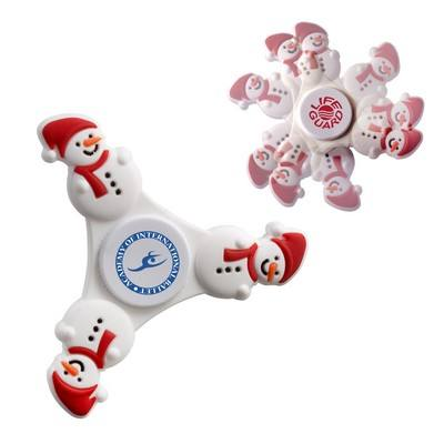 Promotional Fidget Spinner – Snowman