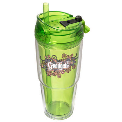 Two-Way Traveler's Tumbler