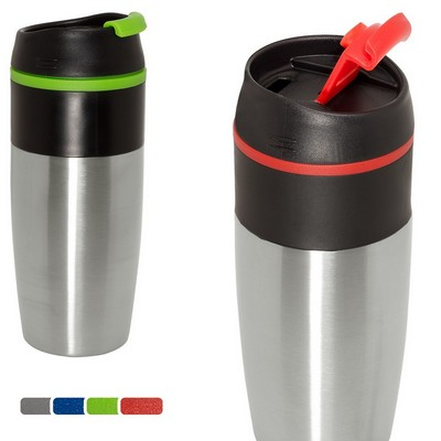 Easy-Sip Stainless Tumbler