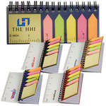 Picture of Pocket Jotter with Sticky Flags