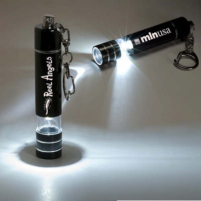 Micro 1 Led Torch with Key holder