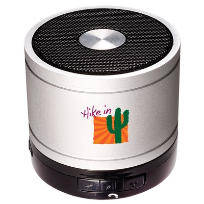 Bluetooth Cylinder Mini Speaker