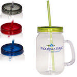 Picture of Country Mason Jar Sipper