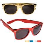 Picture of Metallic Mardi Gras Sunglasses