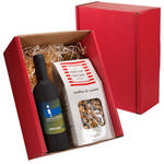 Picture of Gourmet Popcorn & Wine Tool Gift Set
