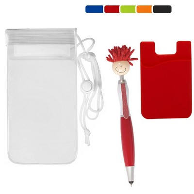 MopTopper Pen and Pocket and Waterproof Pouch Kit