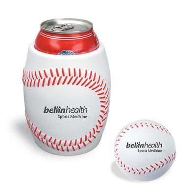 Baseball In Can Holder Combo