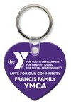 Picture of Heart Shaped Key Tag