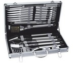 Picture of 24 Pc. Deluxe BBQ Set