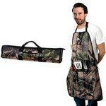 Picture of Camo 5 Pc BBQ Set