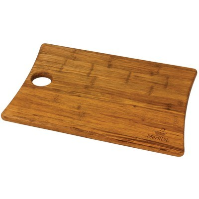 Woodland Bamboo Cutting Board - Medium