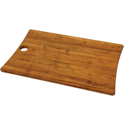 Woodland Bamboo Cutting Board - Large