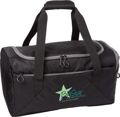 """Charter 18"""" Duffel Bag w/ Personalization"""