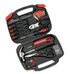 Picture of 123 pc. Tool Set with Bi-Fold Carrying Case