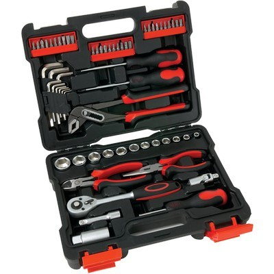 61 Pc Heavy Duty Tool Set