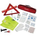 Picture of 34 Pc Auto Safety First Aid Kit