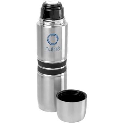 30 OZ Stainless Cyprus SS Vacuum Insulated Bottle w/ Personalization