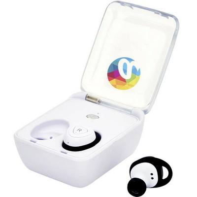 Promotional Bluetooth Wireless Earbuds with Charger Case