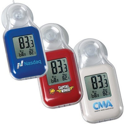 In/Outdoor Fahrenheit Digital Thermometer