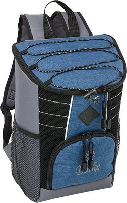 Ridgeway 22 Can Backpack Cooler w/ Personalization