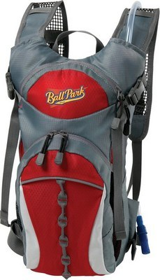 Urban Peak®  Rail 2L Hydration/8L Backpack w/ Personalization