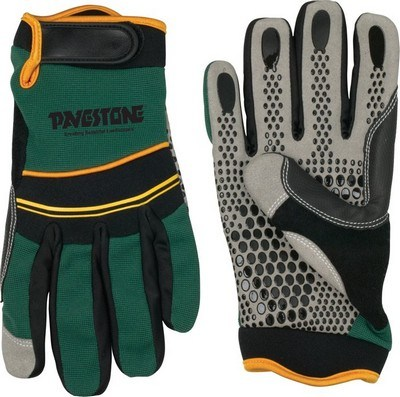 Synthetic Leather Palm Glove