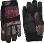 Picture of Synthetic Leather Palm Camo Glove