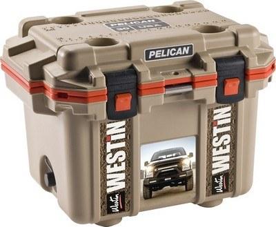Pelican 30qt Promotional Cooler - COLOR