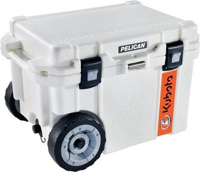 Pelican 45qt Personalised Cooler - WHITE