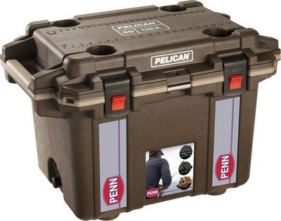 Pelican 50qt Customisable Cooler - COLOR