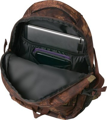 Camo Compu-Backpack