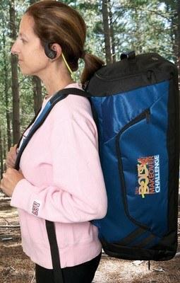 Strut Backpack-Duffel w/ Personalization