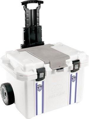 Pelican 55qt Customised Cooler - WHITE