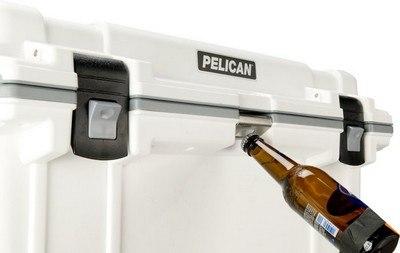 Pelican 70qt PromotionalCoole - WHITE