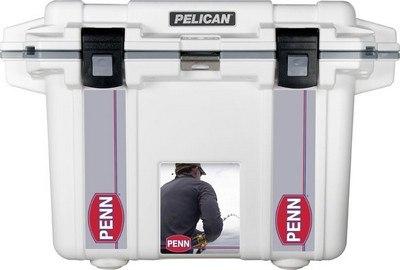 Pelican 50qt Corporate Cooler - WHITE