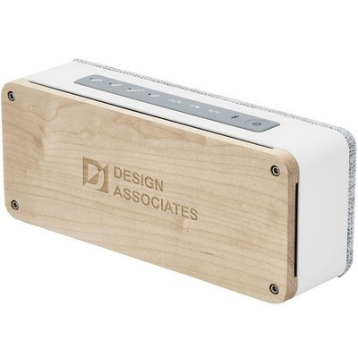 RoxBox Newport Bluetooth Speaker - Wood