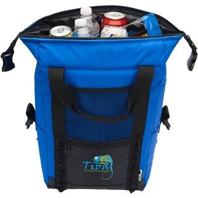 Urban Peak Waterproof 28 Can Cooler Backpack - Full Color