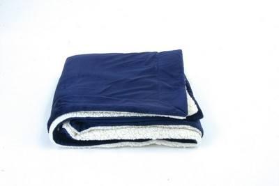 Sherpa Blanket - Laser Engraved