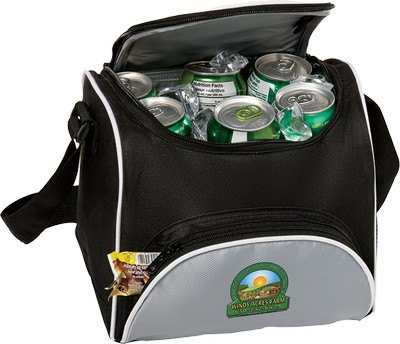 Juneau 12 Can Cooler w/ Personalization