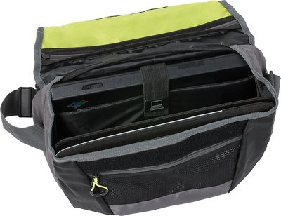 Urban Peak® 15L Sector Computer Messenger w/ Personalization