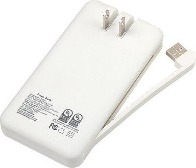 3,000 mAh UL Certified State AC/DC Power Anode